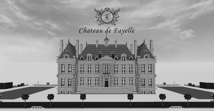 Petit French Chateau Minecraft Map