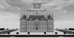 Petit French chateau Minecraft