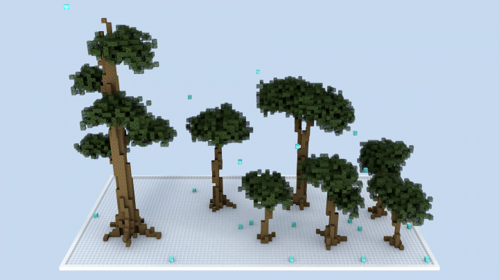 Update 1 old tree pack render