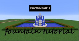 Fountain Tutorial Minecraft Project