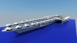 Raglan Class Hyper Carrier Minecraft