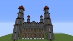Medieval Style Fort/Castle