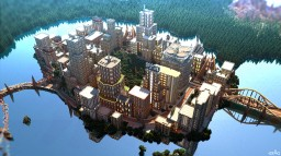 Infamous Minecraft Map & Project