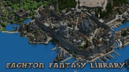 Whitmore Fantasy Library Minecraft Project