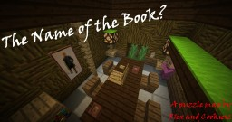 The Name of the Book? [1.12] [Custom textures] Minecraft Map & Project