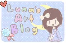 ♥ Luna's Art Blog♥ 〆(・∀・@) [UPDATE! 5/7] Chibi Works And More!