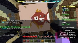 MInecraft Pokedex Minecraft Project