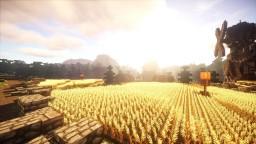 HYRDINN: MAIN PORT OF WENDSYL Minecraft Project