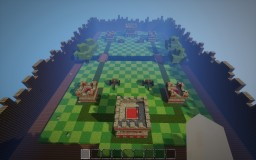MAP : TNT WARS Clash Royale. Minecraft Map & Project