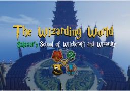 The Wizarding World Network | RPG Minecraft Map & Project