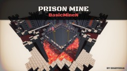 Prison Mine - BasicMineN Minecraft Map & Project