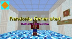Randomly Generated Minecraft Map & Project