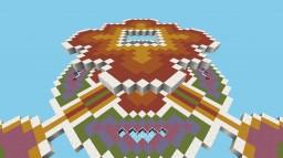 Splegg Map(16 players) Minecraft Map & Project