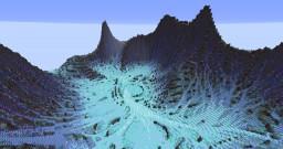 Blue diamond Minecraft Project