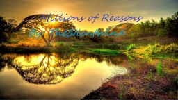 Emotional Poem | Millions of Reasons | TheSilentWind Minecraft Blog Post