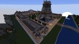 Palais du Trocadro et place de l Expo Universelle de 1900 Minecraft Project