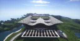 Port Des Glänzenden Adlers - Milktopia Minecraft Project
