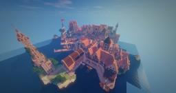 作成中の街