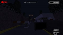 Outlast [ Horror ] Minecraft