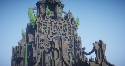 Plaguescream Citadel Minecraft Map & Project