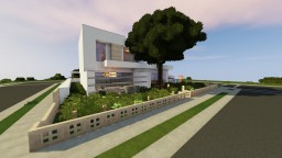 SubUrban_House-(Full-decoration) Minecraft Map & Project