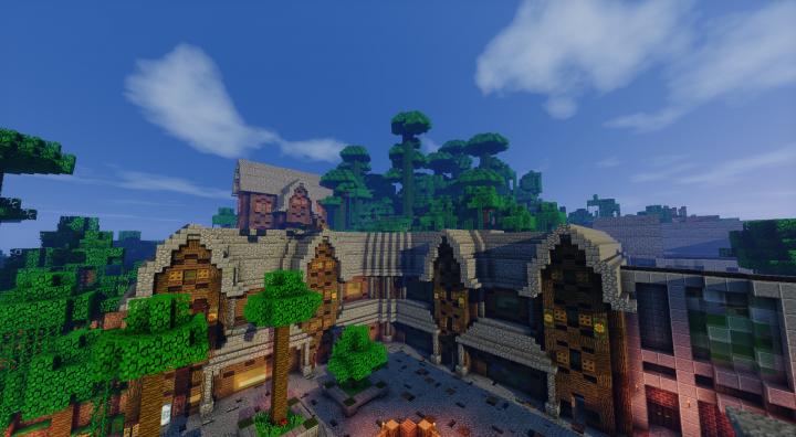 EverGreen Town!