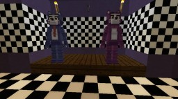 FNaF Universe Animatronic Museum Minecraft Project