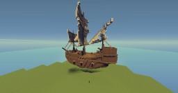 Minecraft Pirate Ship Minecraft Project