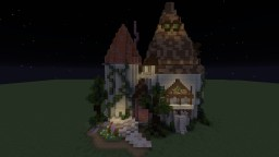 Pixie House Minecraft Map & Project