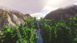 Isla Consoliad - WorldMachine/Worldpainter project Minecraft