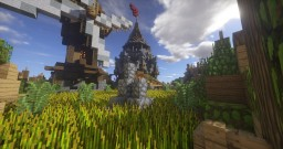 Spawn Ultra hardcore Minecraft Project