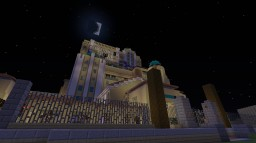 Disney California Adventure's The Twilight Zone Tower of Terror: The Hollywood Tower Hotel Minecraft Map & Project