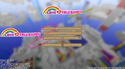Old title logo for  Love&Tolerance2.0 Minecraft Texture Pack