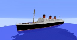 RMS Queen Mary Minecraft