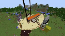Survival World for those who hate starting ones, but love the end game stuff. Minecraft Map & Project
