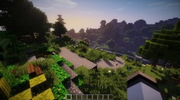 The Hobbit Adventure map Minecraft Project