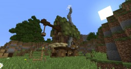 Traveling Merchants Minecraft Map & Project