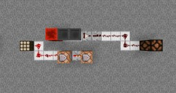 Hopper-Command Pulse Generator Minecraft Map & Project