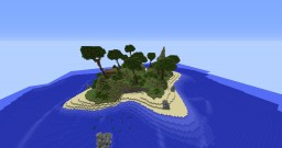 Island on the ocean[Download] Minecraft Map & Project