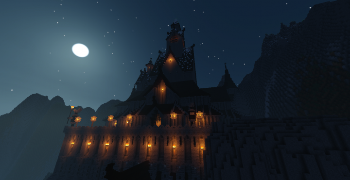 Durmstrang Institute Harry Potter Minecraft Map The film version is like meh (there are girls in this school, the durmstrang institute isn't only for males and was founded but yeah, drawing heraldry is more like to write. durmstrang institute harry potter