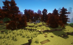 Woodcutter's hut Minecraft Project