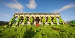 Hacienda Mexicana 2 (Mexican Ranch 2) Minecraft Map & Project