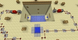 Mob Battle Arena Minecraft Project