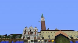 Venice - starting with san giorgio maggiore Minecraft Map & Project
