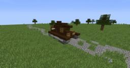 Medium Mark I (1.5:1) Minecraft Map & Project