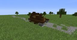Medium Mark II (1.5:1) Minecraft Map & Project
