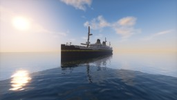 RMS Teutonic Minecraft Map & Project