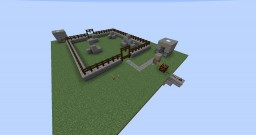 PVP arena (with some redstone) Minecraft Map & Project
