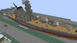 Battleship Yamato Minecraft Project