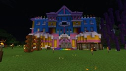 World of Colour Mansion